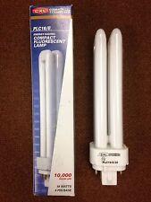 20 CXL PLC18/E/30K 70949 18W 3000K 4PIN G24Q-2 BASE COMPACT FLUORESCENT LAMP
