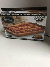 As Seen On TV Bacon Bonanza Copper Bacon Cooker By Gotham Steel