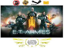 E.T. Armies PC Digital STEAM KEY - Region Free