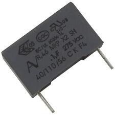 5 Kemet r46ki310000m1m mkp-funkentstörkondensator 275v 100nf rm15 856646