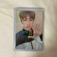 BTS JIN Love Yourself Speak Yourself FC Limited Trading Card Photo Card