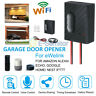 Smart WiFi Garage Door Gate Opener Remote Control Sensor Switch For EWelink APP