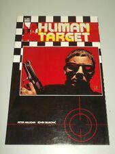 Human Target by Peter Milligan Vertigo/DC Comics (Paperback)< 1563896931