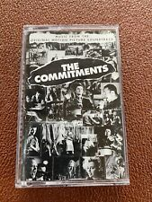 The Commitments Movie Soundtrack Cassette Tape