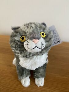 MOG the Forgetfull Cat Soft Toy *** New With Tags ***
