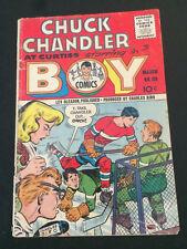 Boy Comics #119 Last Issue G/G+ Condition