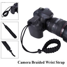 1Pc Firm Camera Adjustable Wrist Strap Bracelet Grip Weave Cord For Paracord NEW