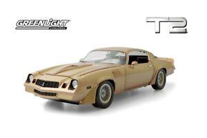 """Greenlight 1:18 13573 1979 Chevrolet Camaro Z/28 """"Terminator 2"""" - NEU!"""