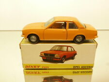 DINKY TOYS SPAIN 1543 OPEL ASCONA - ORANGE 1:43 - VERY GOOD CONDITION IN BOX