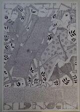 """Horst JANSSEN (1929-1995) """"Laatzen's Bilderbogen"""" Nr. 5  (234/13001)"""