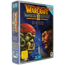 WarCraft II: Battle.net Edition [Hybrid PC/Mac Game]