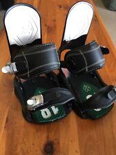 Drake Mikey LeBlanc Snowboard Bindings Large 18
