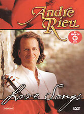 Andre Rieu - Love Songs NEW DVD
