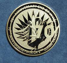 Medaille 70th Anniversary End of WW II Défillé de la Libération Bayerisches Münz