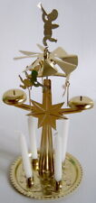 AHZ Lichter-Glocken-Spiel Engelsgeläut inkl. Kerzen light-bell pyramid