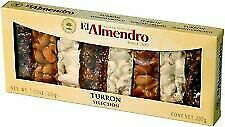 El Almendro Turron SELECTION Almonds Nougat (luk