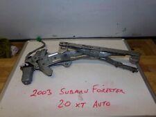 Subaru Forester Offside Rear Window Motor / Regulator