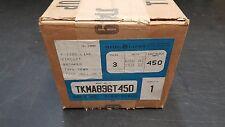 NEW IN BOX General Electric GE TKMA836T450 3 Pole 450 Amp 600 Volt Trip Unit NIB