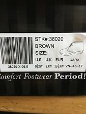 Dr Comfort Womens Shoes Size 9.5 XW Cara