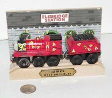 Thomas & Friends Wooden Railway Train Tank Engine James Goes Buzz Bee GUC 2003