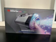 Monster Superstar Blaster Ravebox Wireless Boombox Speaker