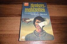 VAMPIR HORROR-Stories  # 72 -- HENKERSMAHLZEITEN // 1. Auflage 1979