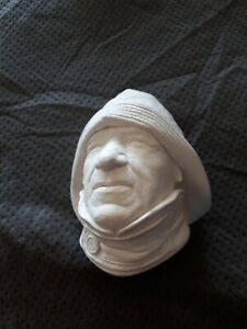 Rare Bossons Head Life Boatman England Unpainted Excellent Condition