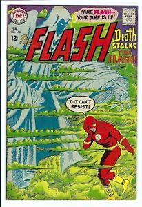 Flash #176 VF-NM DC Silver Age