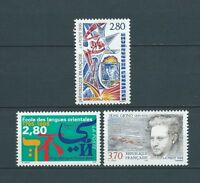 FRANCE - 1995 YT 2938 à 2940 - TIMBRES NEUFS** MNH LUXE