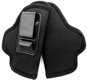 Right Hand IWB AIWB Inside Pants COMBAT GRIP Holster for COMPACTS - Choose Gun