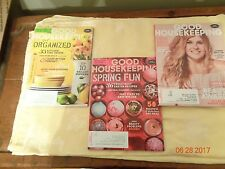 Good Housekeeping Magazine April, May & June  2017