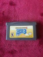 Nintendo Gameboy Advance Game Super Mario Bros 3 Super Mario Advance 4