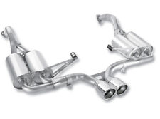 Borla Cat-Back S-Type Exhaust for 2011-2015 Cadillac CTS-V Coupe 6.2L Automatic