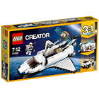 Lego Creator 3 in 1 Space Shuttle Explorer 31066 NEW