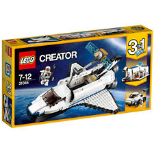 Lego Creator 3 in 1 Space Shuttle Explorer 31066 NEW