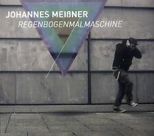 CD JOHANNES MEIßNER - macchina della pittura arcobaleno