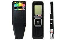 Ghost Hunting K2 Meter EMF Detector + Laser Grid Pen + 8GB EVP Recorder 3KIT