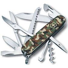 Schweizer Taschenmesser Anzahl Funktionen 15 Victorinox HUNTSMAN  camouflage