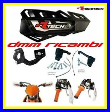 Paramani RACETECH FLX universali Moto Cross Enduro Motard Mini Pit-Bike (Nero)
