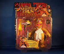 The Muppet Show Series 2 Fozzie Bear Action Figure By Palisade - 2002 - Unopened