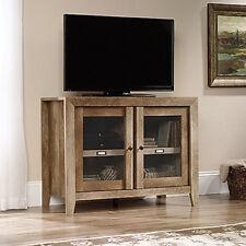"Sauder Dakota Pass Collection Display Cabinet for TV's up to 42"""