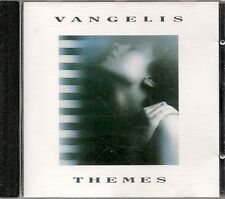 CD ALBUM 14 TITRES--VANGELIS--THEMES--1989