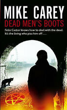 Dead Men's Boots by Mike Carey - Small Paperback - 20% Bulk Book Discount