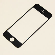 Replacement LCD Front Touch Screen Glass Lens (no digitizer) for iphone 5C Black