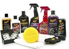 NEW Meguiar's G55032 Gold Class Complete Car Care Kit FREE Shipping