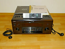 Yamaha DSP-Z11 High-End 11.2 AV-Receiver, THX Ultra 2, FB& BDA, 2J. Garantie