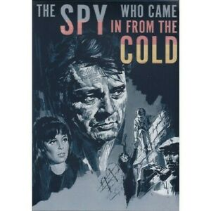 The Spy Who Came In From The Cold Richard Burton (Classic Film Dvd)