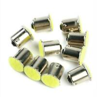 10pcs 1156 BA15S P21W LED Auto Car Reverse Light Lamp COB 12-SMD DC 12V White