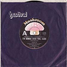 "CHAIN - I'M GONNA MISS YOU, BABE Ultrarare 1973 Aussie BLUESROCK 7"" Single!"