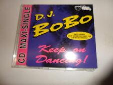 Cd   D.J. BoBo  – Keep On Dancing!
